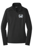 """THE NORTH FACE"" 1/4 ZIP TECH FLEECE - WOMEN'S"