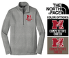 """THE NORTH FACE"" TECH 1/4 ZIP PULLOVER - MENS"