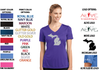 WOMEN'S PERFORMANCE V-NECK T-SHIRT
