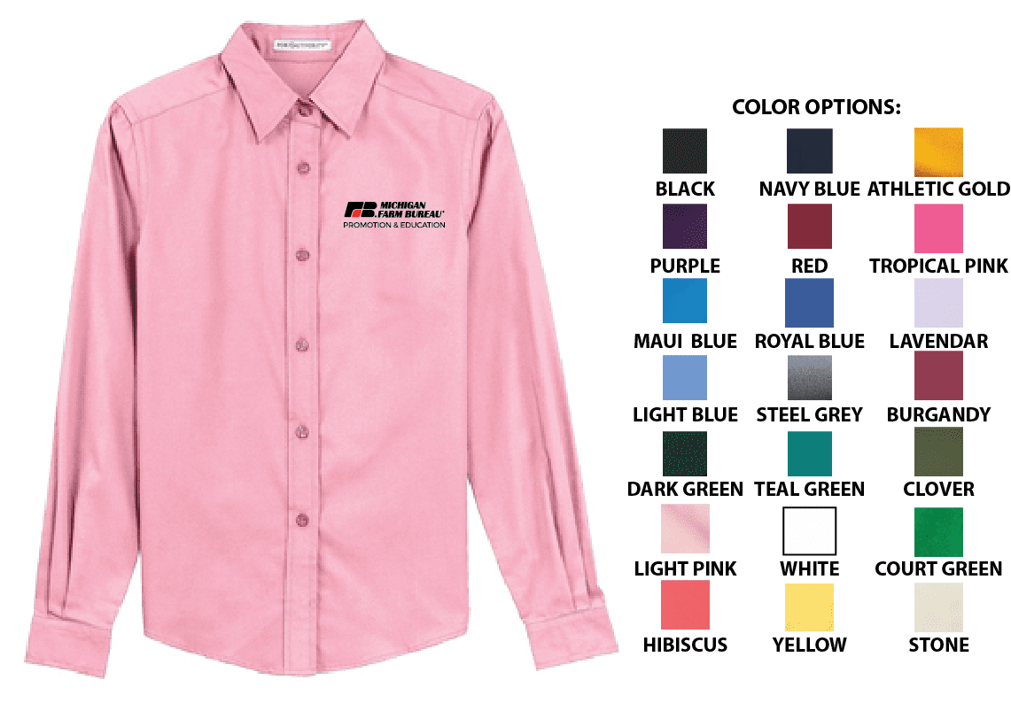 what does easy care dress shirt mean