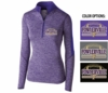 WOMEN'S ELECTRIFY 1/4 ZIP PULLOVER