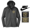 NIKE FULL ZIP HOODED FLEECE - MEN'S SIZING