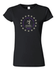 WOMEN'S FITTED CUT SPONSOR T-SHIRT