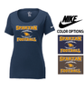WOMEN'S FOOTBALL NIKE CORE COTTON T-SHIRT