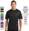 MEN'S PERFORMANCE DRI-FIT T-SHIRT - ALIVE LOGO