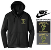 NIKE THERMA FIT FULL ZIP HOODED FLEECE - MENS