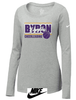WOMEN'S NIKE CORE COTTON LONG SLEEVE TEE