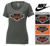 WOMEN'S NIKE CORE COTTON T-SHIRT