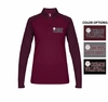 WOMEN'S PERFORMANCE LT. WEIGHT 1/4 ZIP PULLOVER