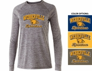SPARTANS WOMEN'S PERFORMANCE LONG SLEEVE TEE