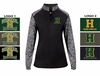 WOMEN'S PERFORMANCE LT WEIGHT 1/4 ZIP - SCREEN PRINT