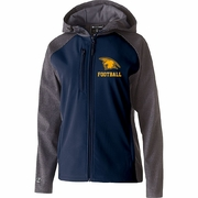 WOMEN'S SOFT SHELL FULL ZIP JACKET