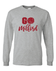 """GO MILFORD"" BASIC LONG SLEEVE T-SHIRT"