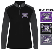 WOMENS PERFORMANCE 1/4 ZIP PULLOVER