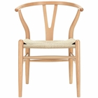 Modway Amish Dining Wood Armchair in Natural MY-EEI-552-NAT