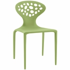 Modway Animate Dining Chair in Green MY-EEI-1702-GRN