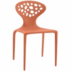 Modway Animate Dining Chair in Orange MY-EEI-1702-ORA