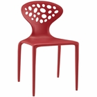 Modway Animate Dining Chair in Red MY-EEI-1702-RED