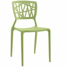 Modway Astro Dining Side Chair in Green MY-EEI-1706-GRN
