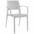 Modway Astute Dining Armchair in Gray MY-EEI-1467-GRY