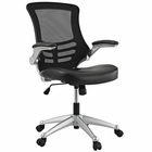 Modway Attainment Mesh Office Chair in Black MY-EEI-210-BLK