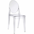Modway Casper Dining Side Chair in Clear MY-EEI-122-CLR