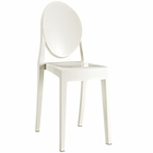 Modway Casper Dining Side Chair in White MY-EEI-122-WHI