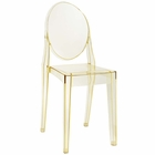Modway Casper Dining Side Chair in Yellow MY-EEI-122-YLW