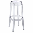 Modway Casper Transparent Bar Stool in Clear MY-EEI-170-CLR
