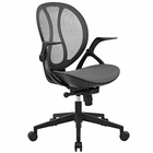 Modway Conduct Mesh Office Chair in Gray MY-EEI-2772-GRY