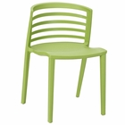 Modway Curvy Dining Side Chair in Green MY-EEI-557-GRN