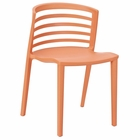 Modway Curvy Dining Side Chair in Orange MY-EEI-557-ORA