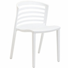 Modway Curvy Dining Side Chair in White MY-EEI-557-WHI