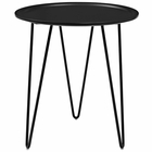 Modway Digress Side Table in Black MY-EEI-2677-BLK