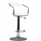 Modway Diner Faux Leather Bar Stool in White MY-EEI-192-WHI