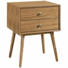 Modway Dispatch Nightstand in Natural Natural MY-EEI-2284-NAT-NAT