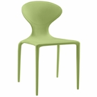 Modway Draw Dining Side Chair in Green MY-EEI-1715-GRN