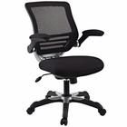 Modway Edge Mesh Office Chair in Black MY-EEI-594-BLK