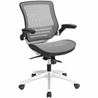 Modway Edge Mesh Office Chair in Gray MY-EEI-2064-GRY