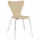 Modway Ernie Dining Side Chair in Natural MY-EEI-537-NAT