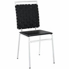 Modway Fuse Dining Side Chair in Black MY-EEI-1106-BLK