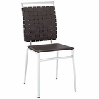 Modway Fuse Dining Side Chair in Brown MY-EEI-1106-BRN