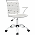 Modway Fuse Office Chair in White MY-EEI-1109-WHI