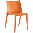 Modway Gallant Dining Side Chair in Orange MY-EEI-1700-ORA