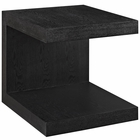 Modway Gallivant Nightstand in Black MY-EEI-2282-BLK