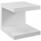Modway Gallivant Nightstand in White MY-EEI-2282-WHI