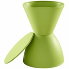 Modway Haste Storage Accent Stool in Green MY-EEI-1699-GRN