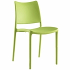 Modway Hipster Dining Side Chair in Green MY-EEI-1703-GRN