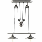 Modway Innovateous Ceiling Fixture in Silver MY-EEI-1567