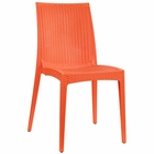 Modway Intrepid Dining Side Chair in Orange MY-EEI-1466-ORA